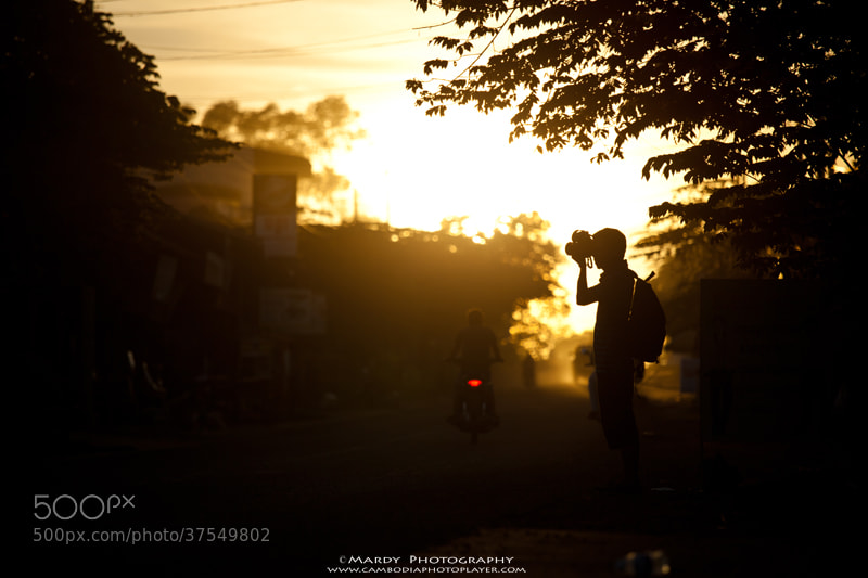 Photograph Photographer ! by Mardy Suong Photography on 500px