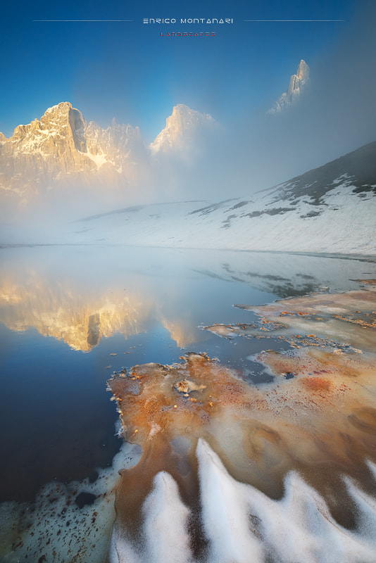 Photograph The mist by Enrico Montanari on 500px