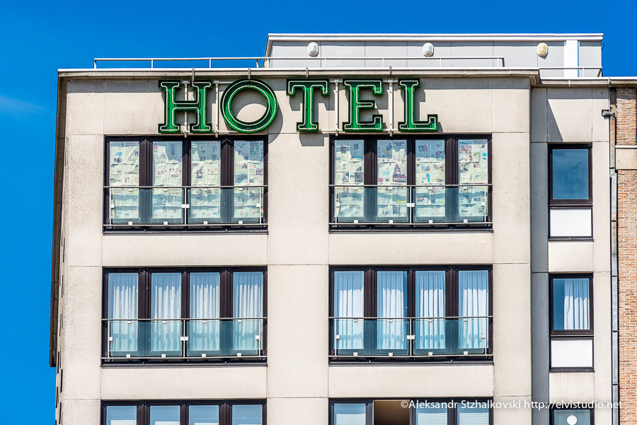 Photograph Empty hotel in Oostende by Alyaksandr Stzhalkouski on 500px