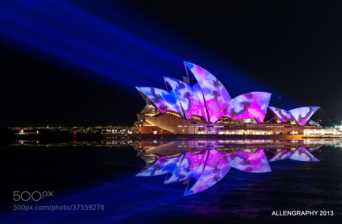 Photograph BEST OF MY VIVID SYDNEY 2013 by Allen Lee on 500px