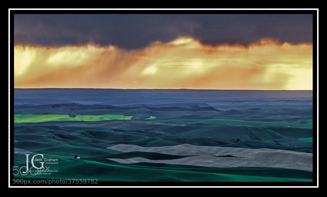 Photograph Cloudburst by Jack Graham on 500px