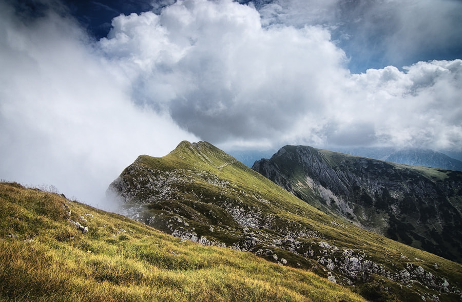Photograph clouds&mountains by Flash Muc on 500px