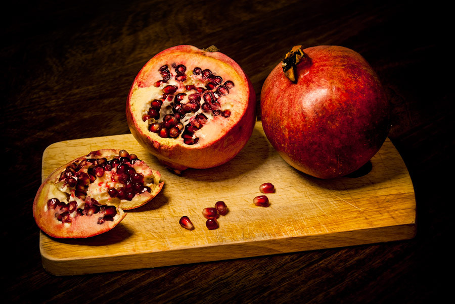 Photograph Pomegranate - الرمان by Youcef Bendraou on 500px
