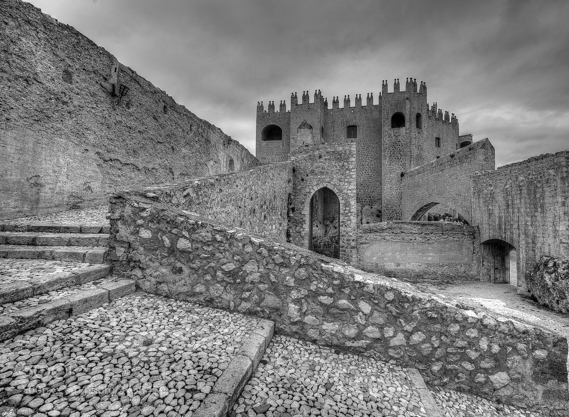 Photograph Castle of Marques de los Velez by gautonphotography  on 500px