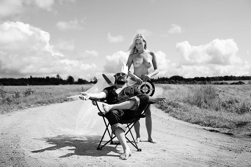 Just a fun Models: Nikolai, Madina Summer 2011