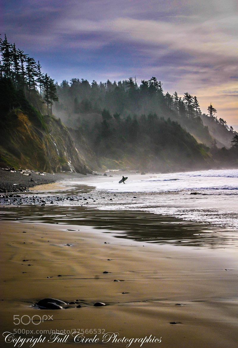 Photograph Solo Surf by Pandyce McCluer on 500px