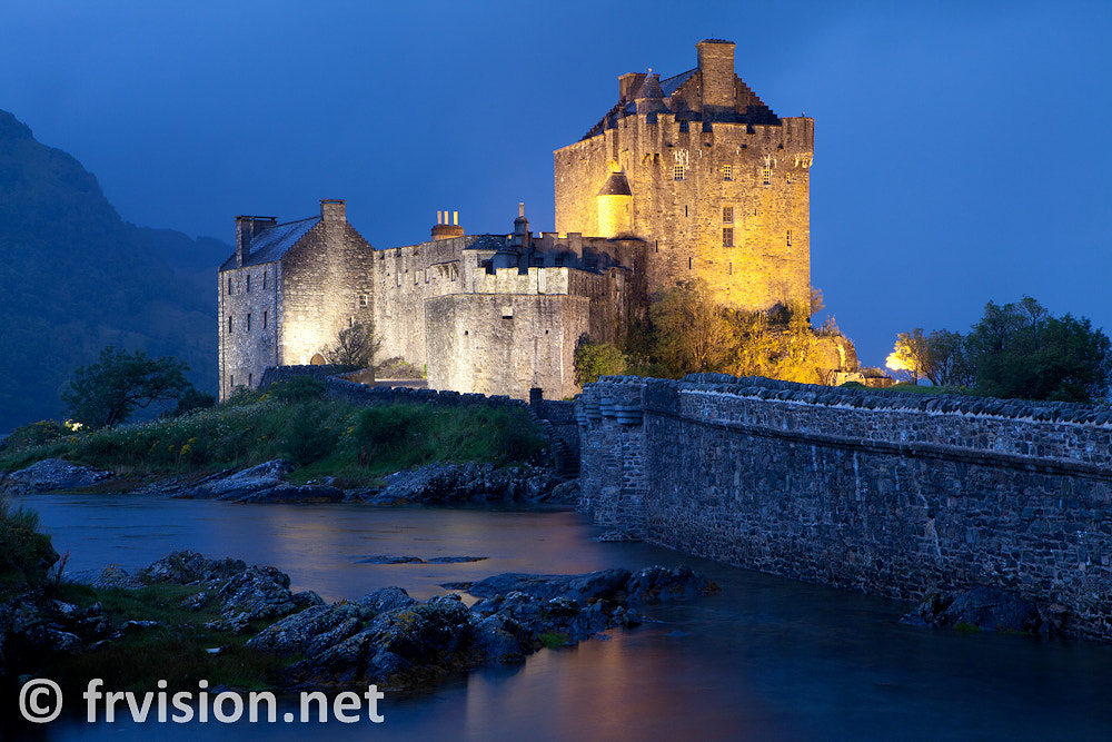 Photograph Eilean Donan Castle, Highlands, Scotland by Javier Fores on 500px