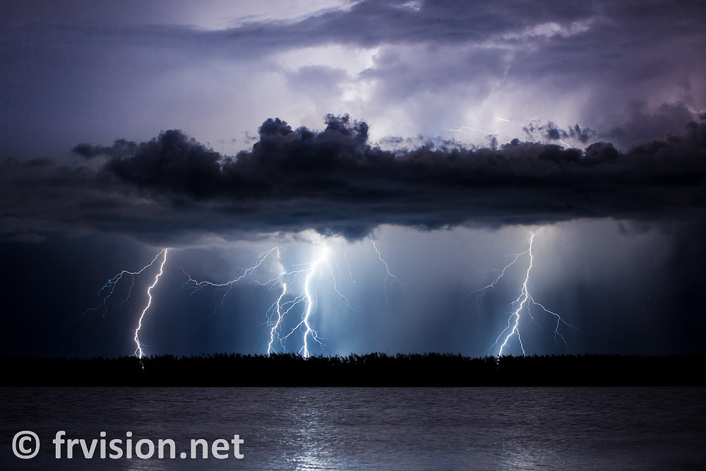 Photograph Lightning by Javier Fores on 500px