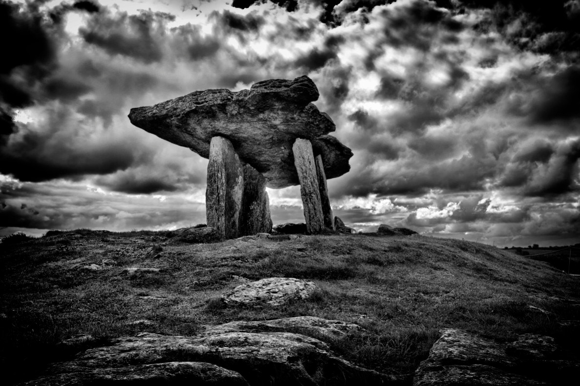 Photograph Poulnabrone Dolmen by Sean Lyons on 500px