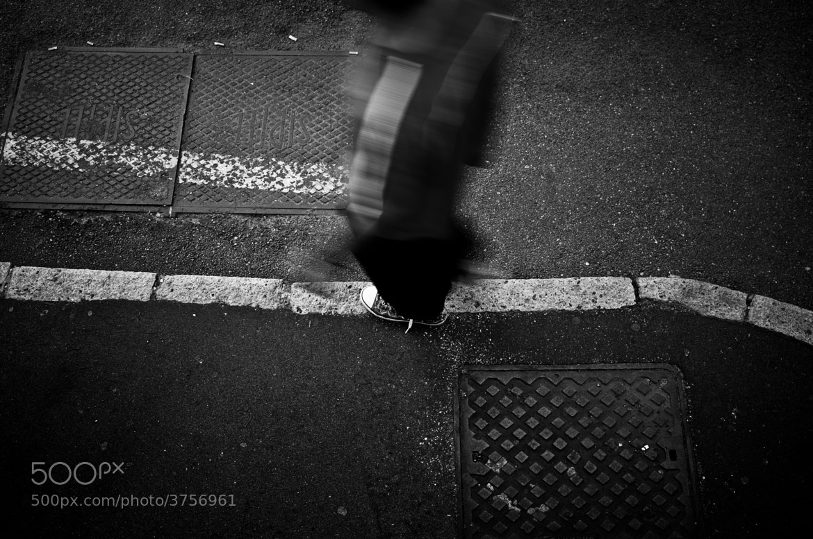 Photograph Walking a line by Emanuele  Toscano on 500px