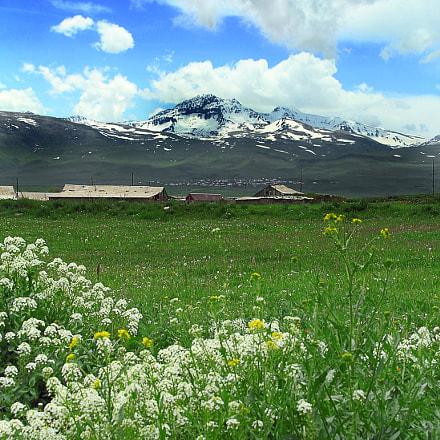 Aragats Mount