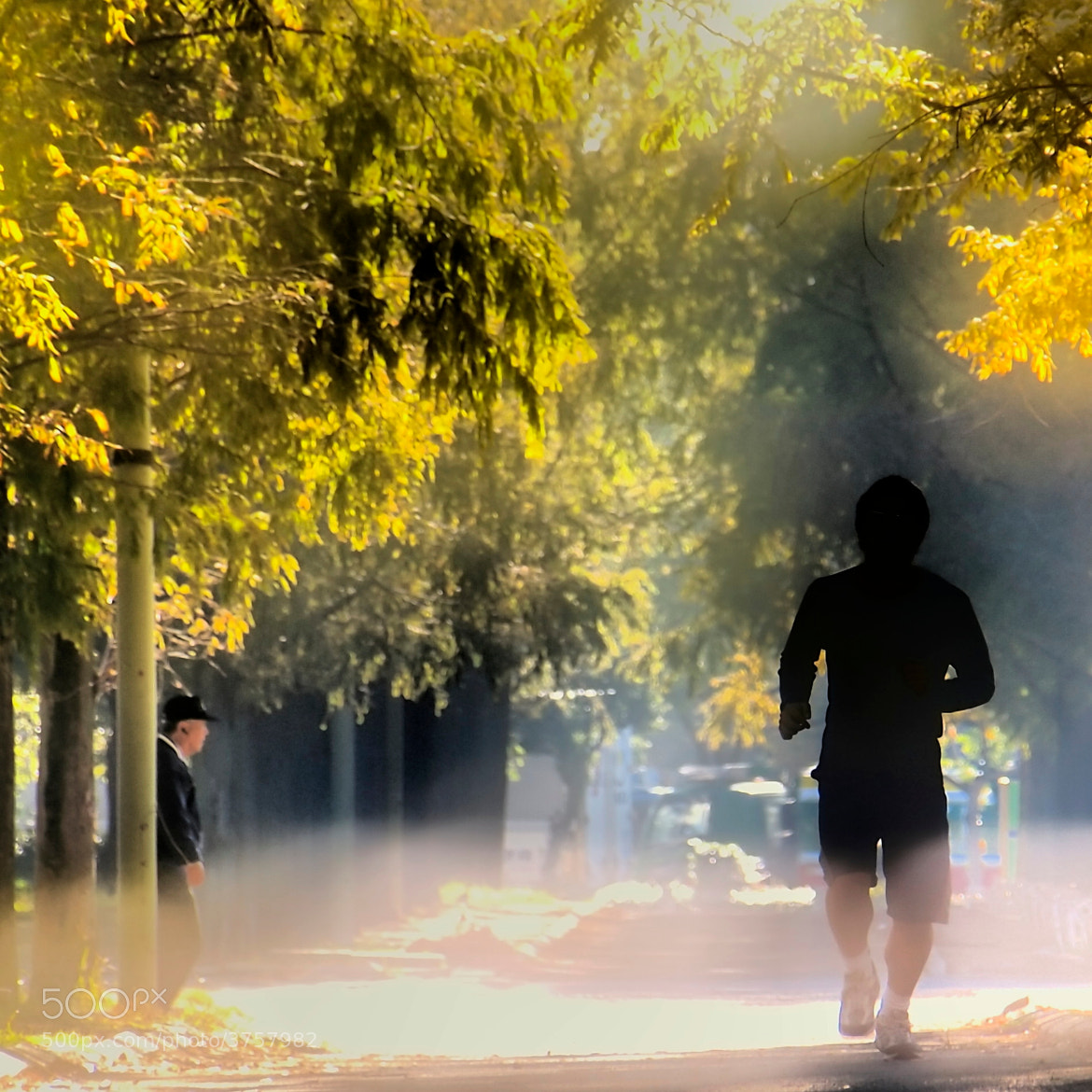 Photograph Jogging by shige 1982art on 500px