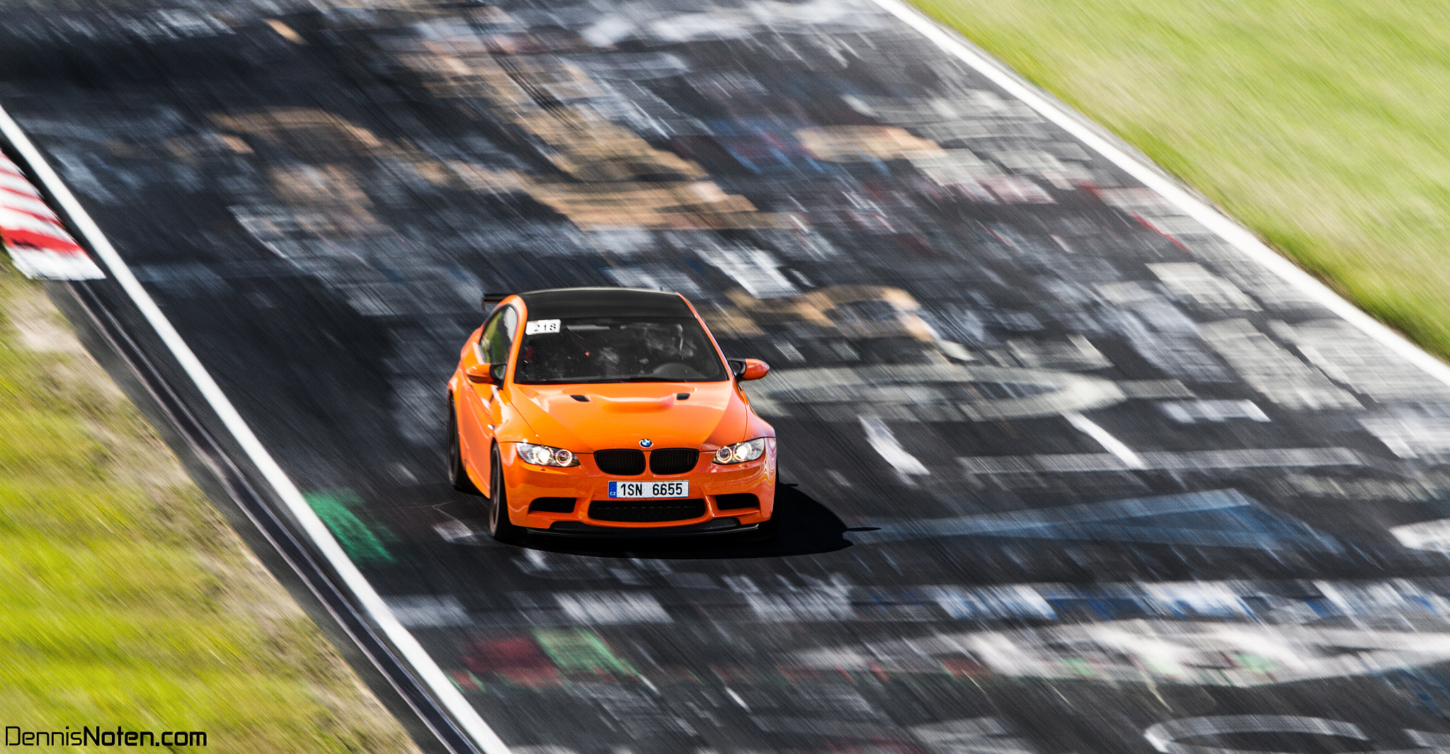 Photograph BMW M3 GTS by Dennis  Noten on 500px