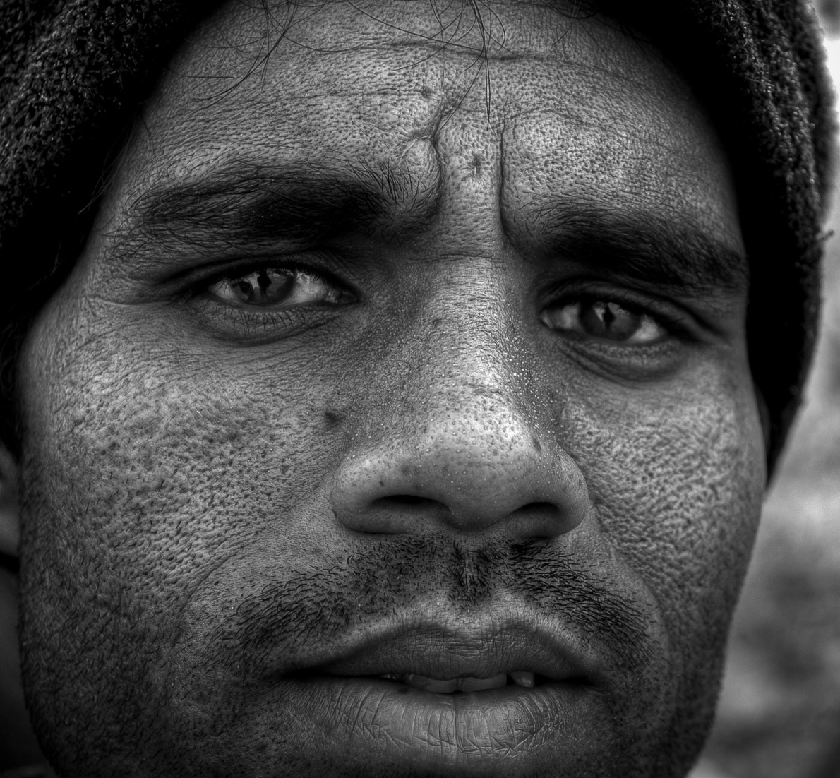 Photograph don't look into my eyes!! by swarat ghosh on 500px
