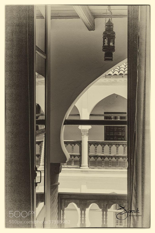 Photograph Mauresque style  by Farouk KHELIL CHERFI on 500px