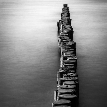 Baltic Sea at Heiligendamm, Germany