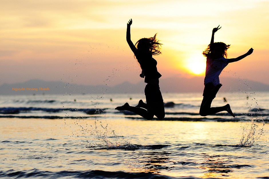 Photograph Dance in the Sun by Nguyen Hoang Thanh on 500px