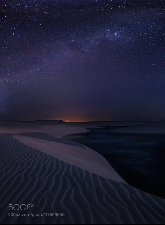 Photograph Starlight Dunes by Michael Anderson on 500px