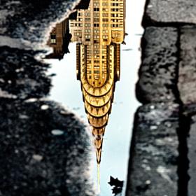 Chrysler Building Reflection by Raymond Haddad on 500px.com
