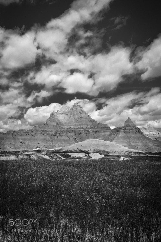 Photograph Badlands by C. Feggestad on 500px