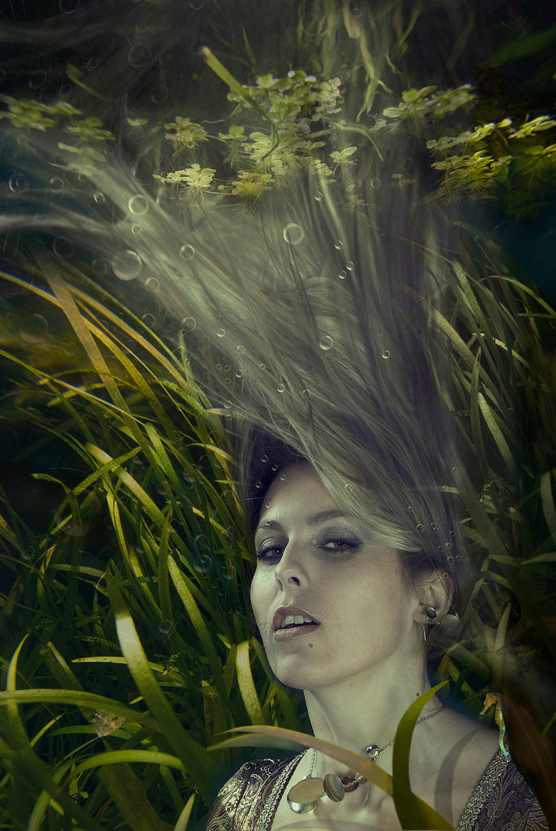 Photograph The Sea King's Daughter  by Viola Krupova on 500px