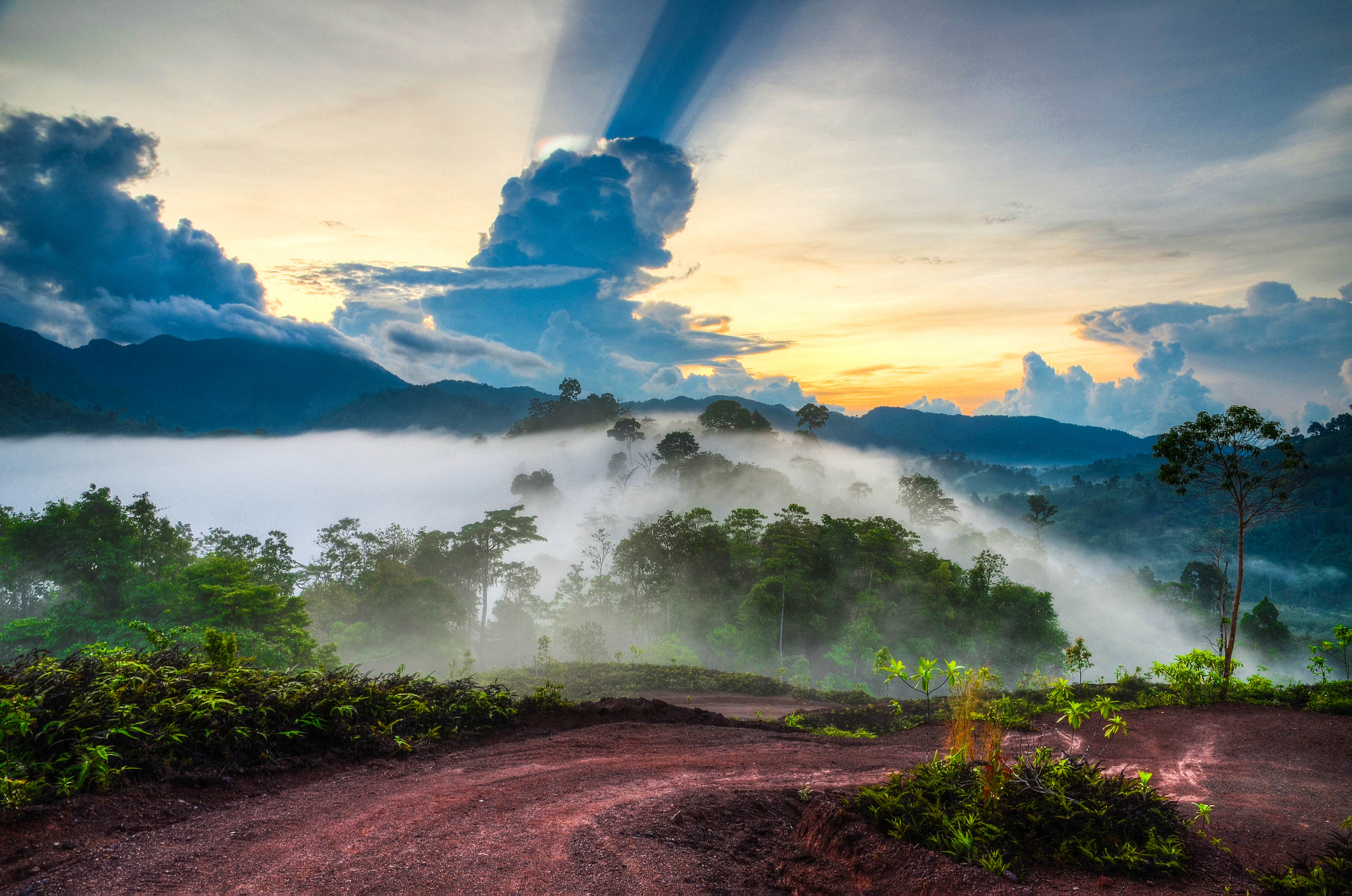 Photograph Flying mist by Nuang Sangkhsri on 500px