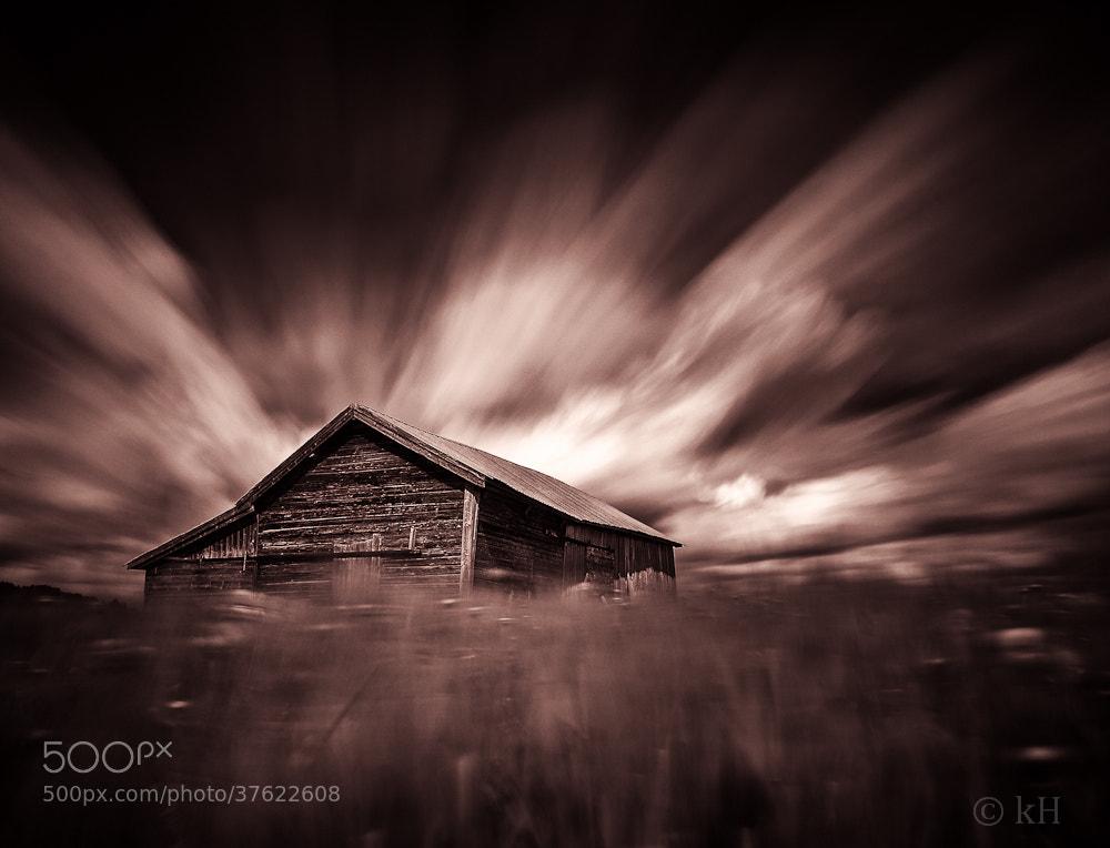 Photograph Hard Rock Barn by Kenth Högström on 500px
