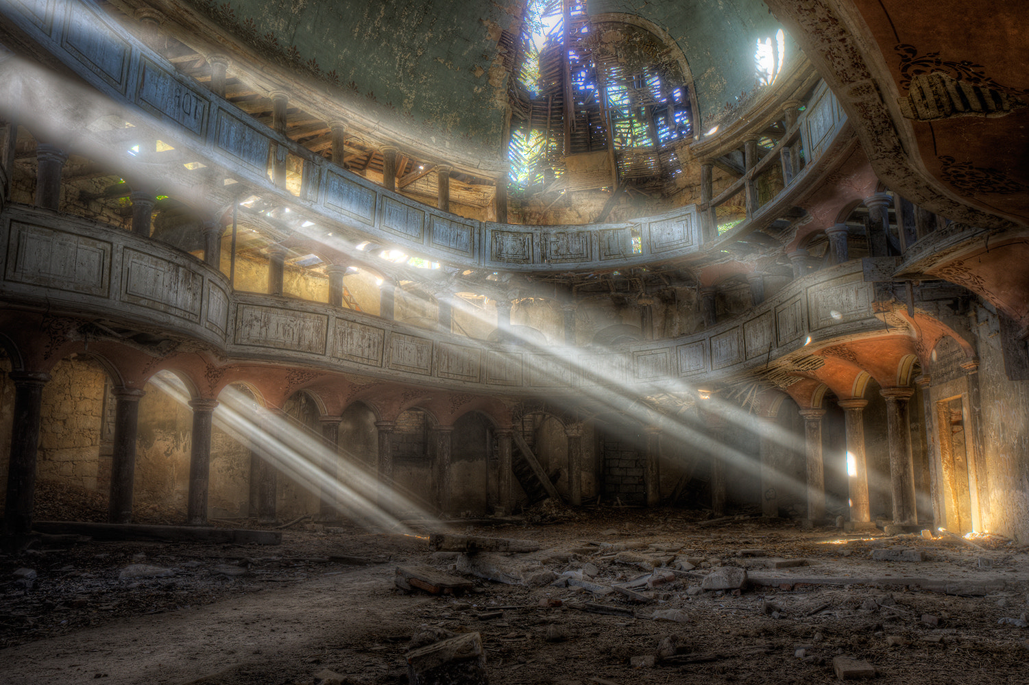 Photograph A Play of Light by Vincent Jansen on 500px