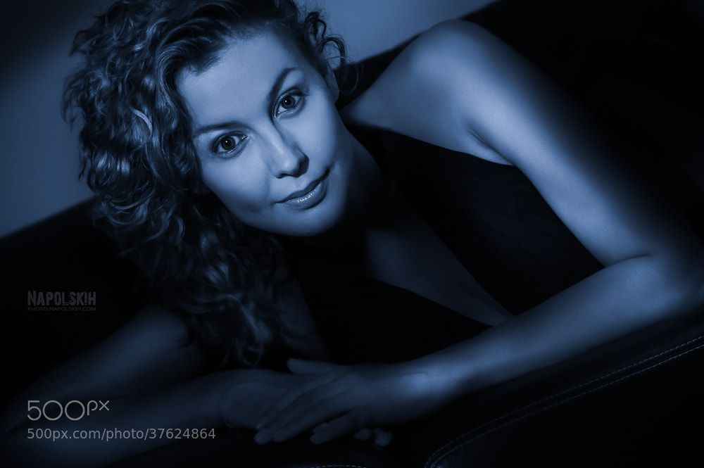 Photograph Olga by Kristina Napolskih on 500px