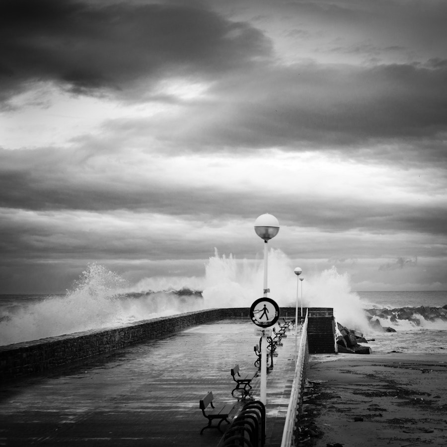 Photograph Donostia. The wave. by Josep Girona on 500px
