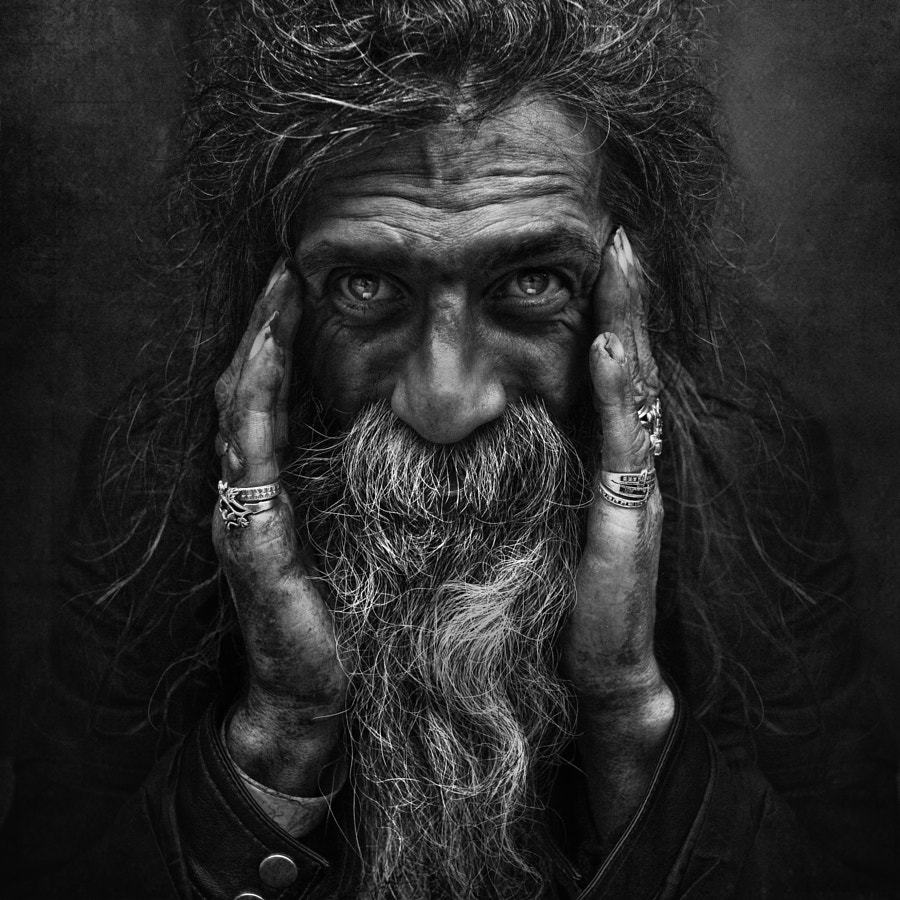 by Lee Jeffries on 500px.com