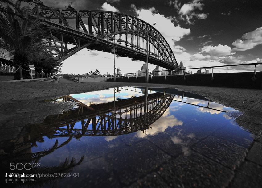 Photograph Sydney Bridge by Ibraheem Alnassar on 500px