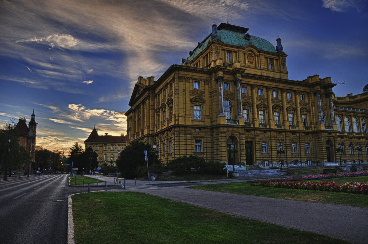 Photograph In Zagreb by Roberto Rossi on 500px