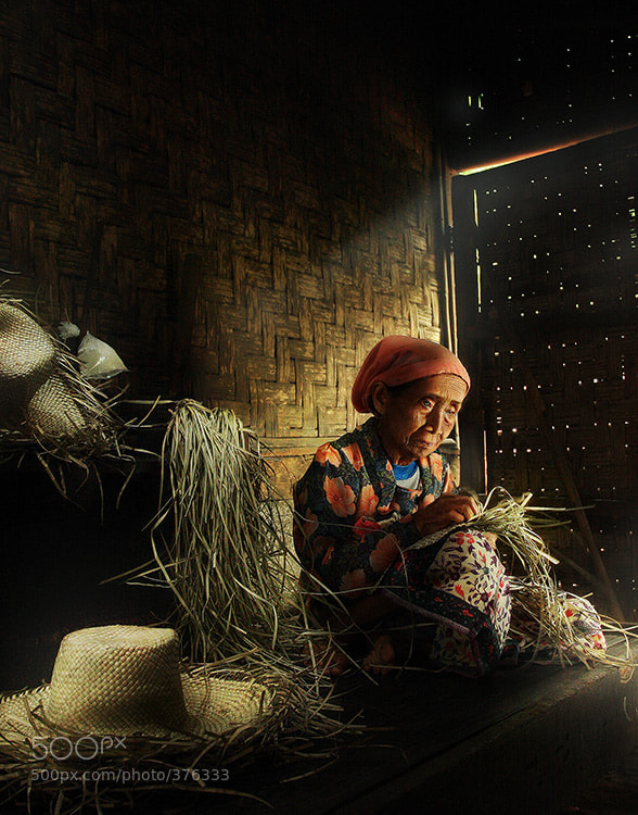 Photograph Old weaver by Randy Rakhmadany on 500px