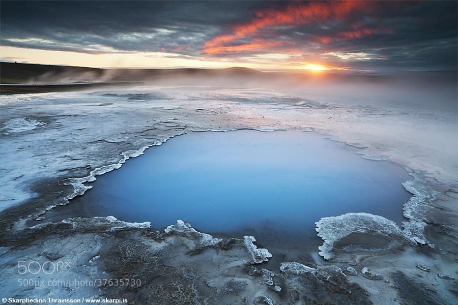 Photograph Hveravellir, central highlands of Iceland by Skarpi Thrainsson on 500px