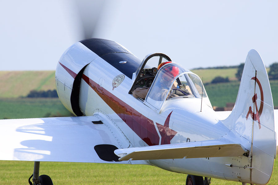 Aerostars - Yak50