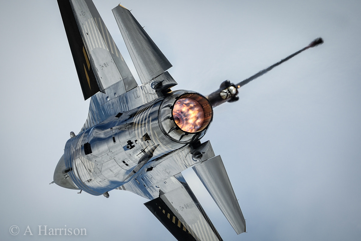 Photograph F16C by Adrian Harrison on 500px