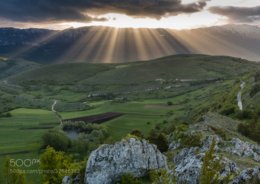 """<a href=""""http://www.hanskrusephotography.com/Landscapes/Abruzzo/13585309_QfrsNG#!i=2576316967&k=9X8t39f&lb=1&s=A"""">See a larger version here</a>  This photo was taken during a photo workshop in Abruzzo in May 2013."""