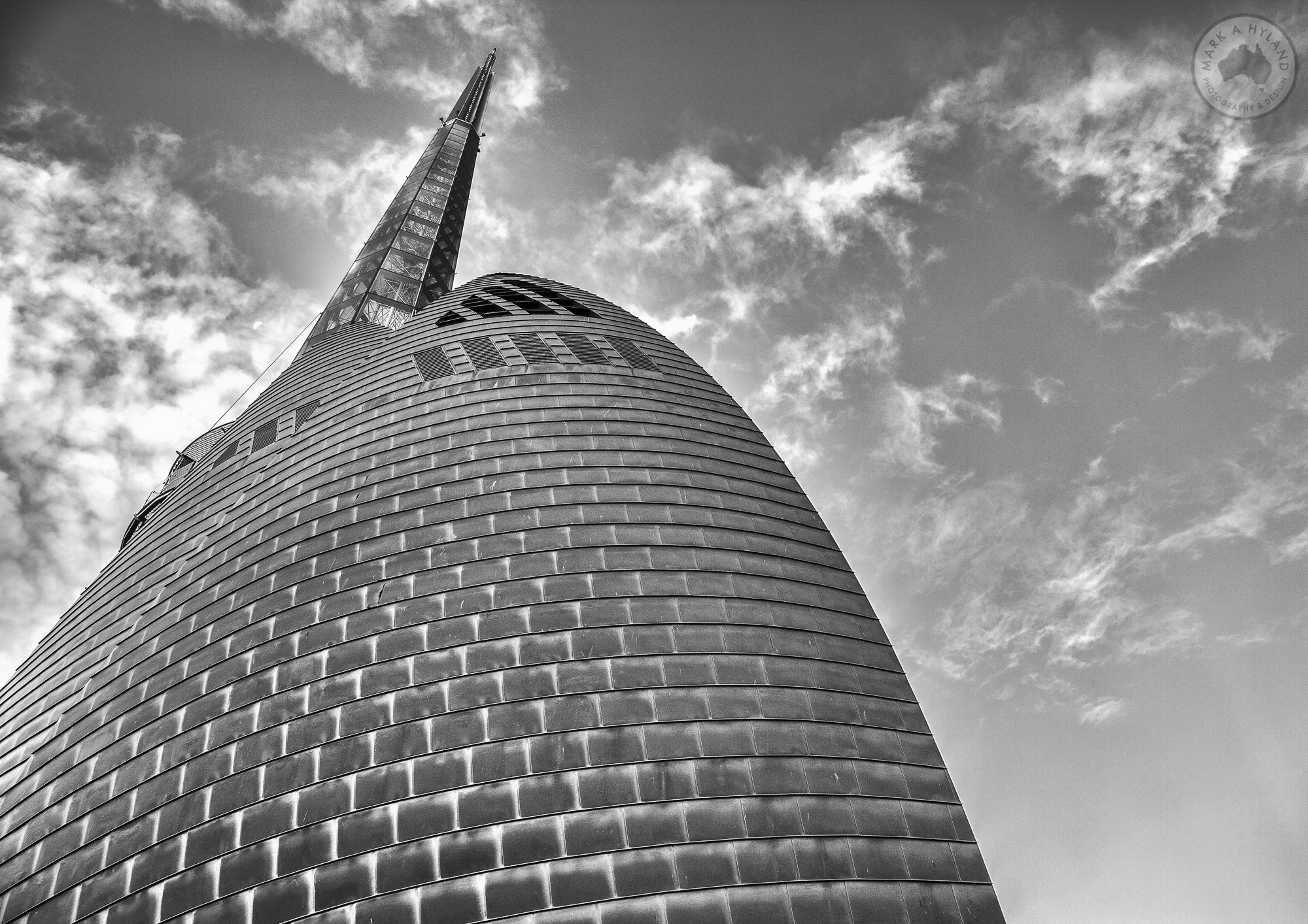 Photograph Swan Bell Tower by Mark Hyland on 500px