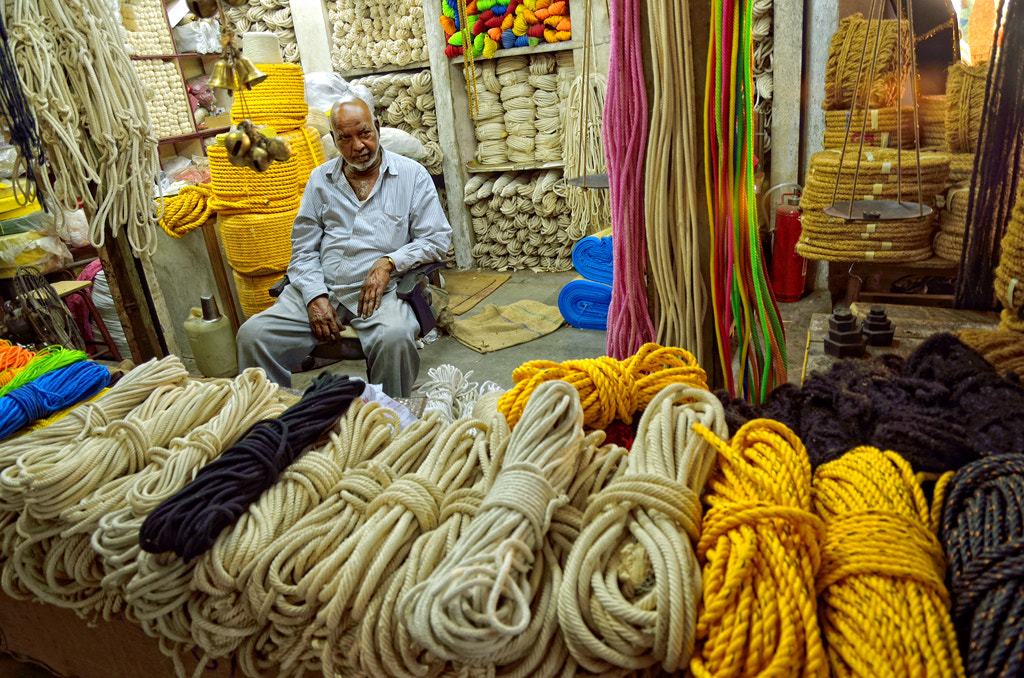 Photograph Bonding with the ropes. by Tarun Kumar Bhattacharya on 500px