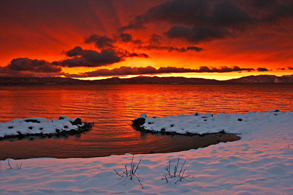 Photograph Lake Tahoe Sunrise by Bill Langton on 500px