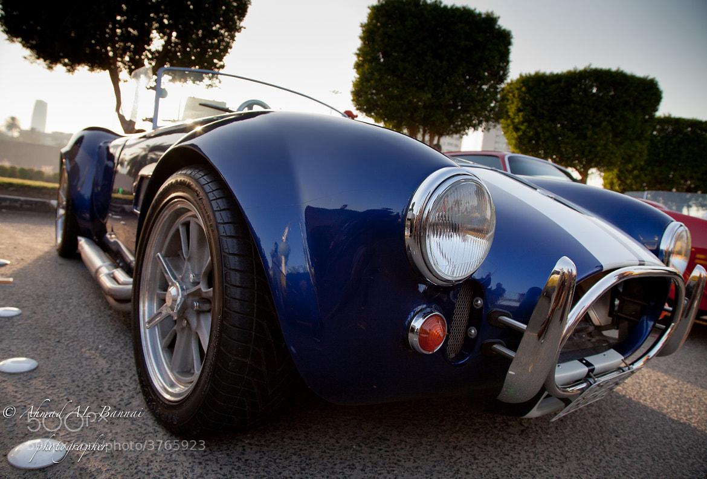 Photograph Blue care by Ahmad ALbannai on 500px
