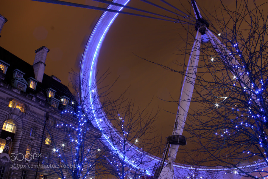 Photograph London Eye by Craig Desjardins on 500px