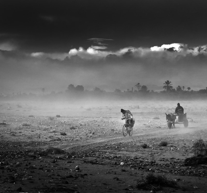 Photograph * Sand storm * by clement jousse on 500px