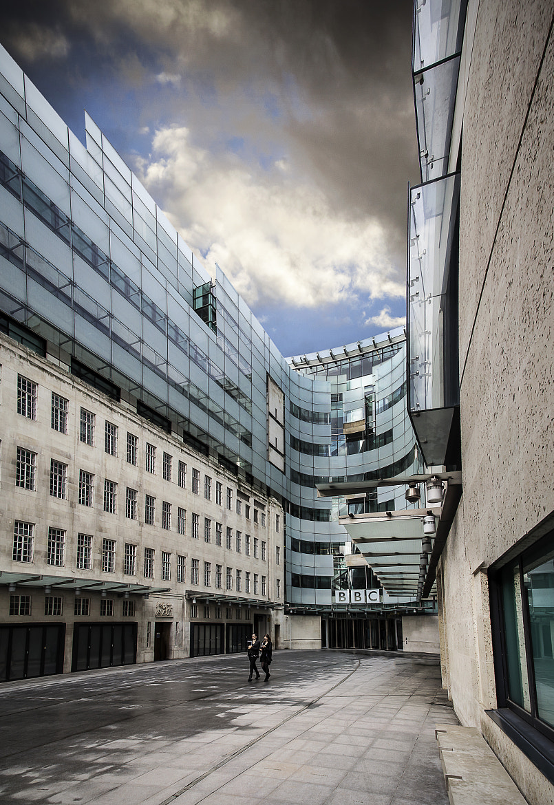Photograph BBC New Broadcasting House by Mark Shoesmith on 500px