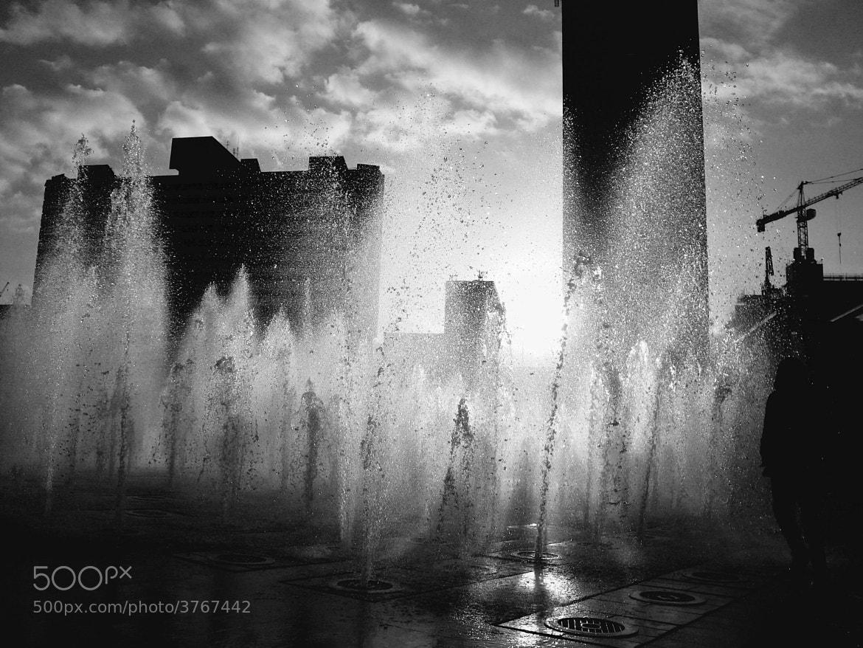 Photograph m e t r o p o l i s by Marc Melander on 500px
