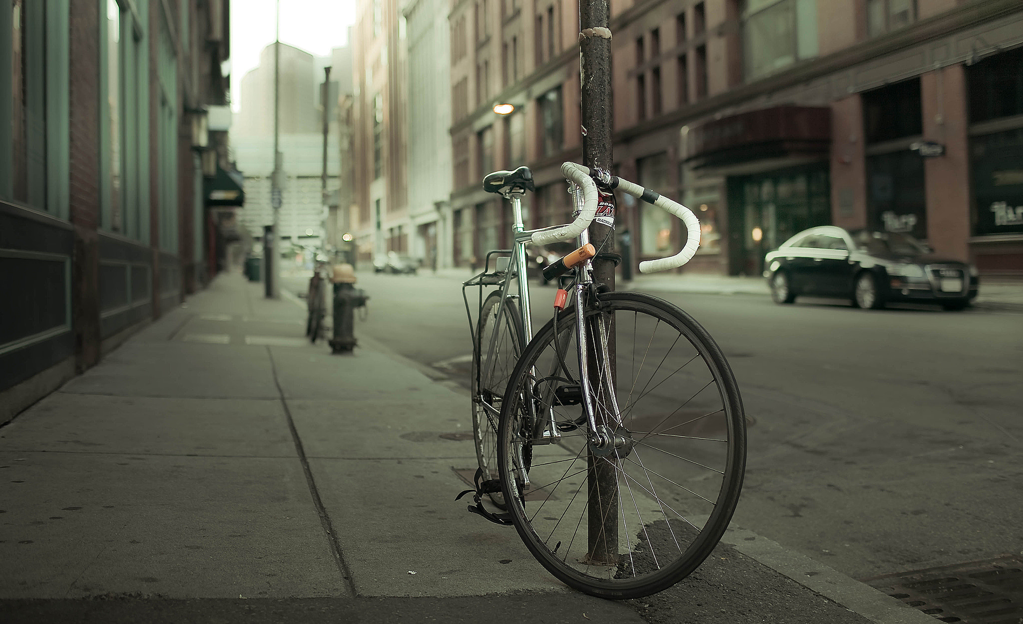 Photograph It's Just A Bike by Edward James on 500px