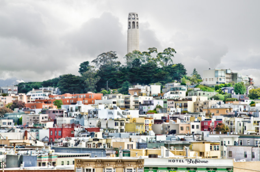 Photograph Coit Tower, San Francisco by Tim Fleming on 500px