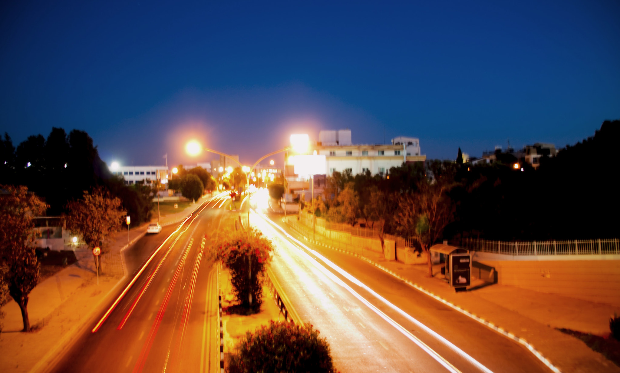 Photograph Nicosia in twilight by Kostis  on 500px