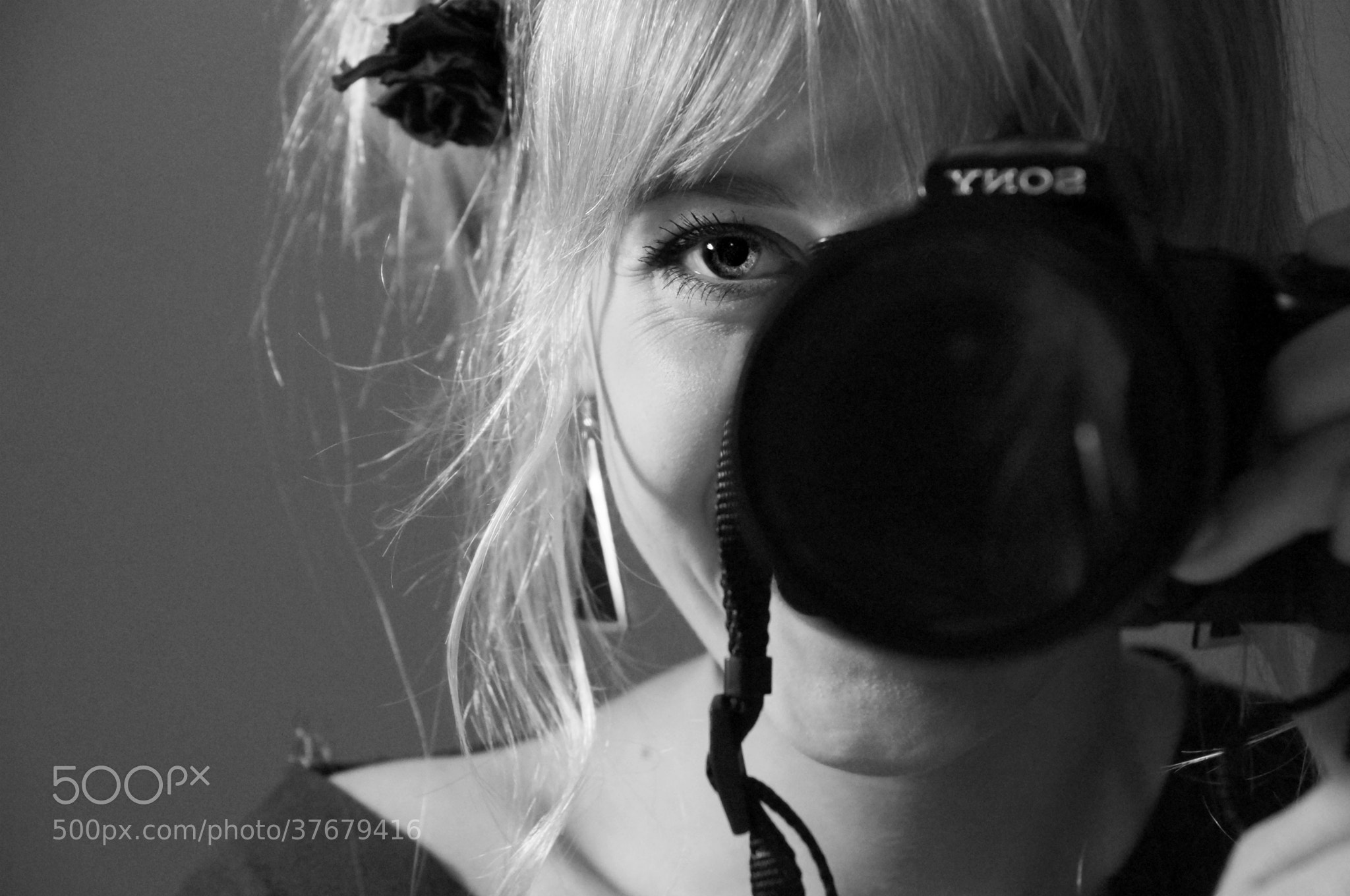 Photograph self portrait by junicorn on 500px